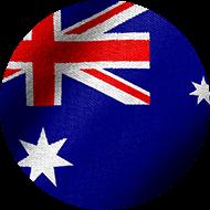 Australia Flat