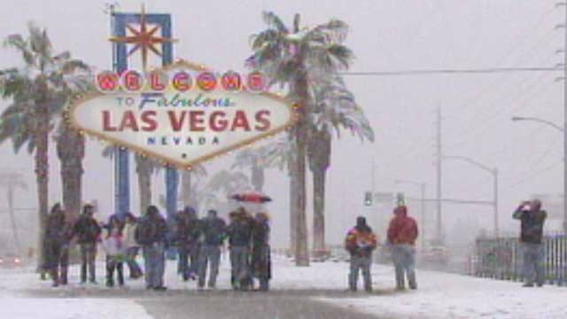 Las Vegas Christmas Weather.Weather Betting Odds For A White Christmas 2016