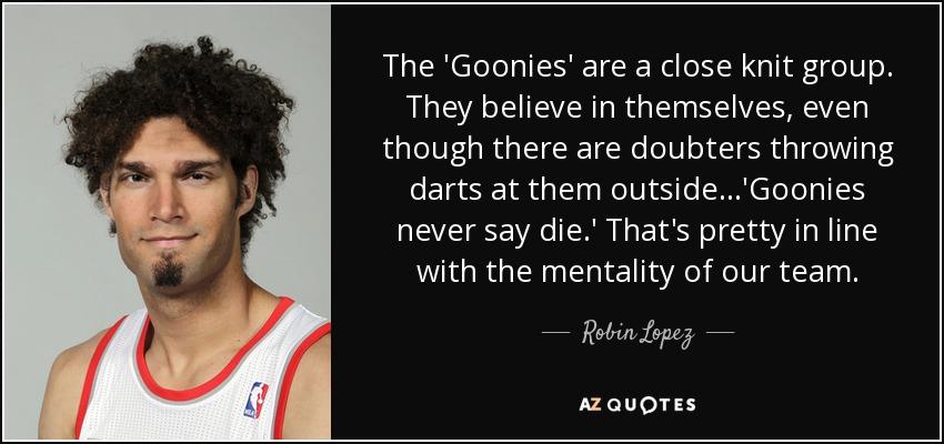 Goonies quotes