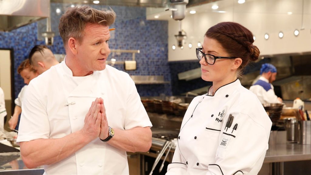 hells kitchen season 17 with gordon ramsey episode 2 betting odds - Hells Kitchen Season 17