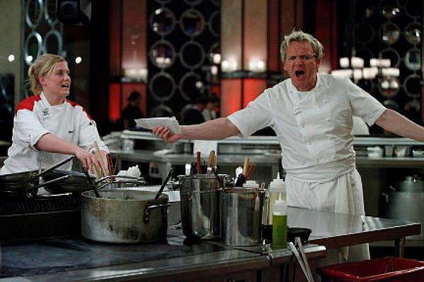 Hell S Kitchen Season 17 With Gordon Ramsey Episode 6