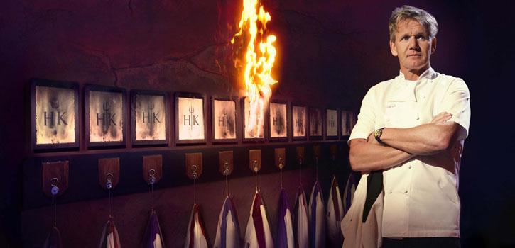 Brilliant Hells Kitchen Season 17 With Gordon Ramsey Episode 11 Home Interior And Landscaping Fragforummapetitesourisinfo