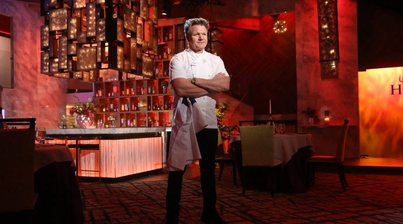 Wondrous Hells Kitchen Season 17 With Gordon Ramsey Episode 14 Home Interior And Landscaping Ologienasavecom