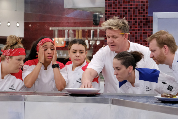 Hell S Kitchen Season 17 With Gordon Ramsey Season Finale