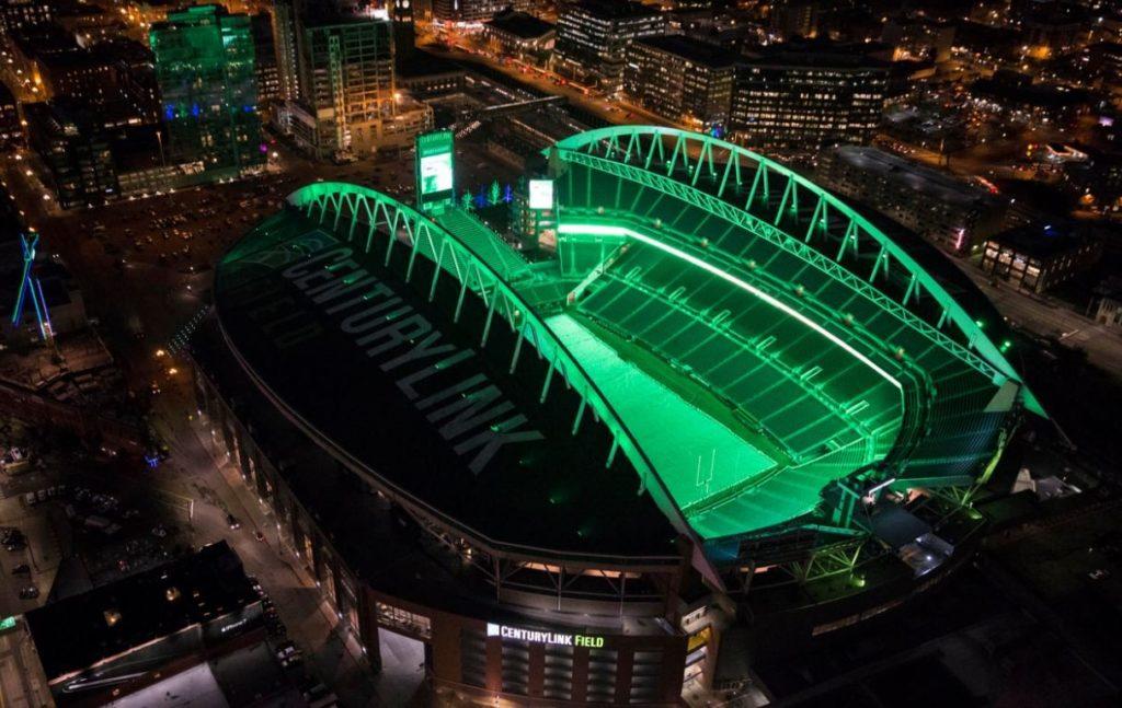 NFL Football Betting: Los Angeles Rams At Seattle Seahawks